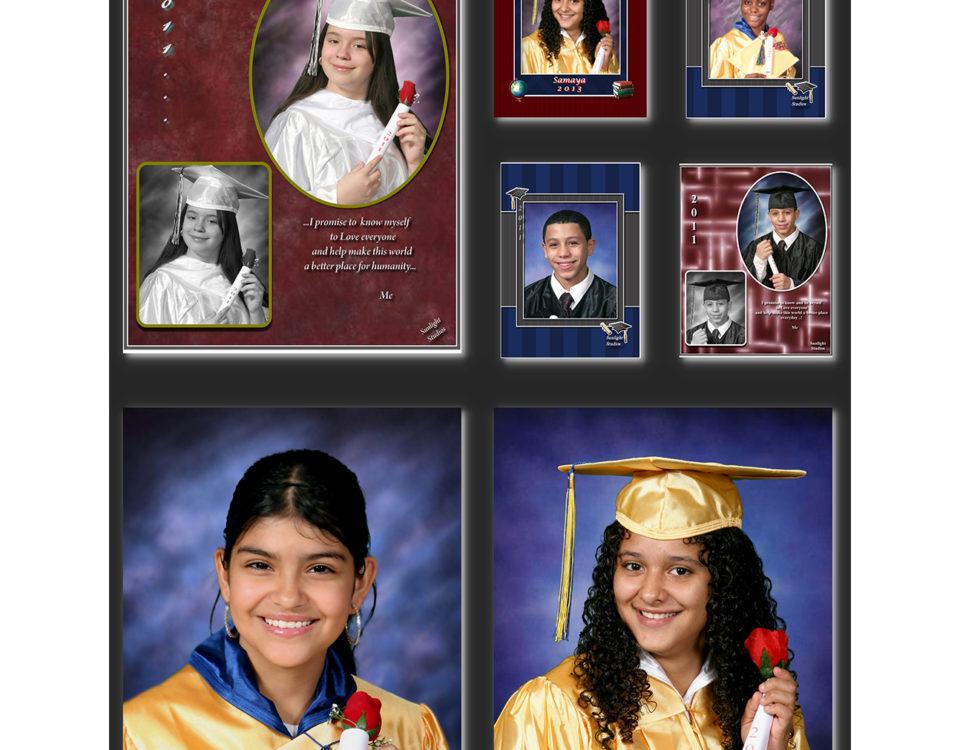 Sunlight Studios - Graduation Portraits